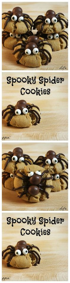 Spooky Spider Cookie
