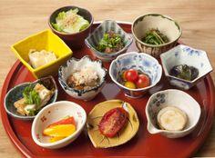 Kobachi 小鉢 small dishes #healthy #japanese
