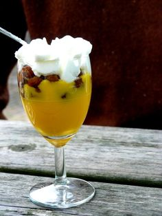 #Advocaat, traditional Dutch alcoholic beverage made from eggs, sugar and brandy