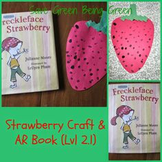 freckleface strawberry book review