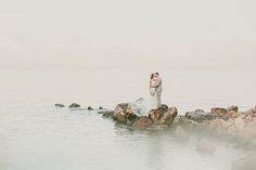 An Intimate Greek Wedding | Mary + Florin | Closer to Love Photography