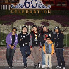 #Repost @jmsvlstrs new boy band  Late night at Disneyland with the boys.  ____  #Disneyland #disney #anaheim #boyswillbeboys #confam #family #MainStreetBoys #501st #501stlegion #kawaiilife # by marvelou5
