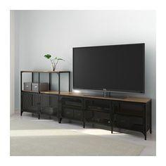 FJÄLLBO Tv-møbel, kombinasjon  - IKEA