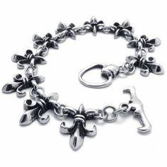 8.3 inch Titanium Bracelet 20801