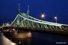 Liberty Bridge by bubblefield-photo.deviantart.com on @deviantART