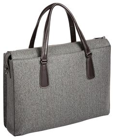 Sophisticated. Simple. Elegantly detailed. Sinclair is a modern collection of thoughtfully designed totes, briefs, carry-alls and accessories for women. Crafted from a refined, textured coated canvas and highlighted with leather trim, this feminine take on the classic men's briefcase boasts a thoroughly modern style for your work week commute and business travel.