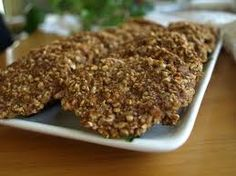 dehydrated cookies! The nuts and grains are all soaked and sprouted making them very easy to digest. These are filling, nutritious, cleansing, easy on the waist and I promise you won't gain weight from these meal cookies.