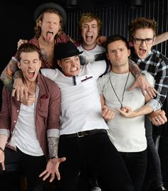 Matt Willis in tug-of-love between McBusted and soap bosses as EastEnders attempts to sign him up Matt Willis, Tom Fletcher, Dougie Poynter, Session 9, Band Nerd, British Summer, Celebs, Celebrities, Cool Bands