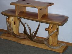 Attirant Hand Crafted Log Furniture · Juniper Tv Satand, Or Stereo Stand Or For  Pretty Much Anything! Http:/
