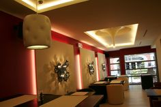 There's lighting, and then there's DARK lighting. We turn lamps, chandeliers, sculptures and lighting concepts into an art form, for your interior. Lighting Concepts, Teak, Chandelier, Restaurant, Night, Hospitality, Home Decor, Interior Lighting, Interiors