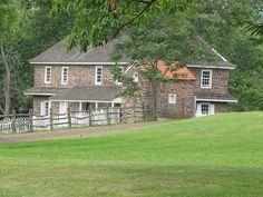 Daniel Boone Homestead / Main House