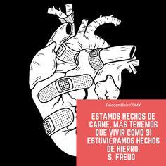 #psicoanálisiscdmx #freud #historiadevida #doloremocional #supéralo #conóceteatimismo #psicoanálisis #atenciónonline #libérate #reinventarseesposible - Dra. Mayra Gallardo Psicoanalista CDMX | Atención Online Previa cita: 5549815362 Ecards, Memes, Emotional Pain, Quote, Historia, E Cards, Meme