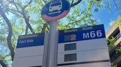 City Rolls Out #Countdown #Clocks At Some #Bus Stops Across #Manhattan  https://www.facebook.com/imagemagazinenews/photos/a.244465579229282.1073741828.240938356248671/501142156894955/?type=3&theater  ➡ http://newyork.cbslocal.com/2017/06/20/manhattan-bus-countdown-clocks/  #NYC