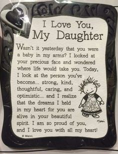 Image result for happy birthday daughter quotes