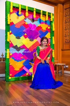 super Ideas for wedding reception backdrop backgrounds diy photo Diwali Decorations, Stage Decorations, Indian Wedding Decorations, Festival Decorations, Flower Decorations, Wedding Reception Backdrop, Wedding Stage, Wedding Events, Weddings