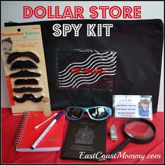 Learn what it takes to be a special agent and solve mysteries. Best 10 detective kits for kids for play, party favors or DIY gifts. Detective play pretend for girls and boys.