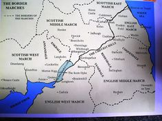 BLOG POST:  Border Reivers-The Names of the Riding Families | borderreiver