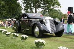 Luxury Automobiles - 1925 Rolls Royce Phantom I (shared via SlingPic)