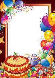 Birthday Photo Frame, Happy Birthday Frame, Happy Birthday Wallpaper, Happy Birthday Video, Birthday Frames, Happy Birthday Gifts, Very Happy Birthday, Birthday Cake, Happy Birthday Greetings Friends