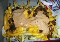 Hidden Menu Items From Your Favorite Restaurants : In-N-Out: Animal-Style Fries