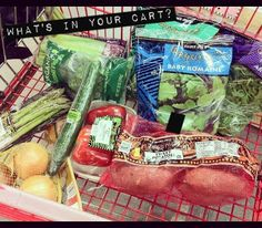 What's in Your Cart?! – Andee Layne
