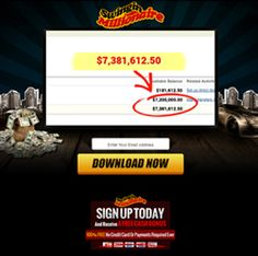 Download The Swingin Millionaire software today for FREE and receive up $2000 in cash bonuses!