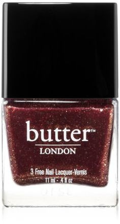 Amazon.com: butter LONDON Nail Lacquer, Neutral & Brown Shades, Brown Sugar: Beauty