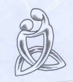 Mother son tattoo idea. Wonder if you could turn this into a Celtic knot?
