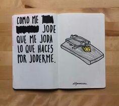 Y sí, da una bronca!! By Alfonso Casas Moreno