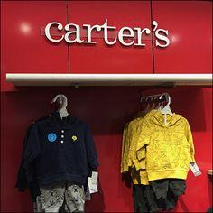 Carter's Logo-Silhouette Department Branding