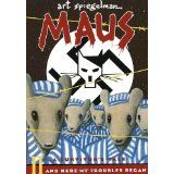 The two volumes of Art Spiegelman's Maus: A Survivor's Tale, published in book form in 1986 and defy classification. The remarkable work has a rightful place on our list of top 10 graphic novels Maus Art Spiegelman, Good Books, Books To Read, My Books, Teen Books, Edition Jeunesse, A Comics, Nonfiction Books, Book Worms