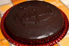 Sacher-torte: my version.