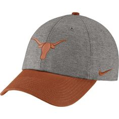 Nike Men s University of Texas COL Heritage86 Heather Cap 754d7562896