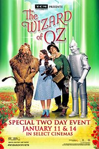 TCM Presents The Wizard of Oz - 1.11 and 1.14 only