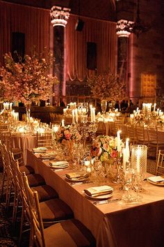 Stunning wedding reception; photo: Cava Weddings