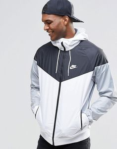 Nike | Nike Windbreaker In White 727324-101