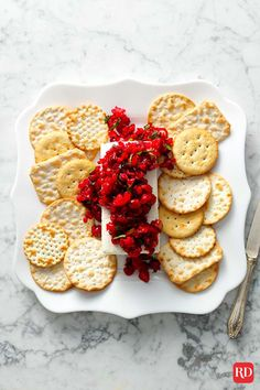 This selection of elegant Christmas appetizers for festive party recipes are delicious and easy to prepare this holiday season. #appetizers #recipes #christmas #christmasrecipes #christmasappetizers #apps