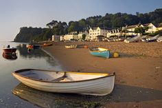 My first week in England was spent here. ~ Templer Way, Devon, England ~ destination for the summer of 2014 ~ the seaside town of Teignmouth near Dartmoor ~ Devon Life, Devon Uk, South Devon, Devon England, Devon Holidays, Places In England, Templer, Dartmoor, Seaside Towns