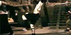 ru_firefly: Summer Glau rehearsing for Serenity