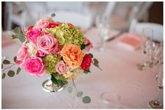 Centros de mesa florales para tu banquete de matrimonio Image: 12