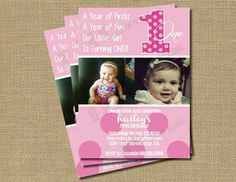 Everything One Birthday Invitation by TRCustomDesigns 1st Birthday Parties, Birthday Ideas, Food Tent, 1st Birthday Invitations, Tent Cards, Party Needs, Party Signs, Favor Tags, Printing Services