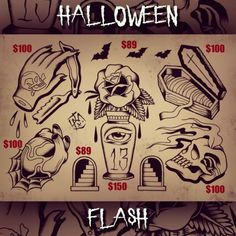 Repost, HALLOWEEN FLASH! Corner pieces $100, middle piece $150, small pieces…