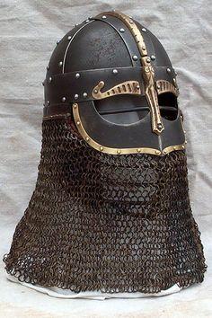 Several nice helms.