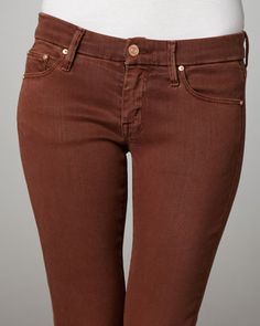 Rust pants ~ possible alternate color for First Base