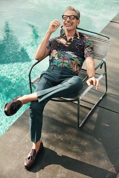 Style and a bit of wisdom for men Casual Outfits, Fashion Outfits, Mens Fashion, Celebrity Style Casual, Latest Outfits, Perfect Man, Stylish Men, Cool Style, Street Wear