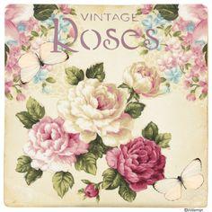 BG VintageRoses~ ©Willemijn