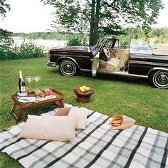 Summer picnics!  <3