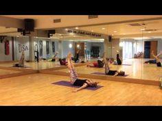 Clase de bodybalance 55 minutos