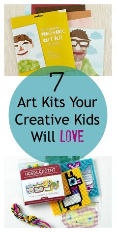 7 Awesome art kit ideas for kids • Artchoo.com