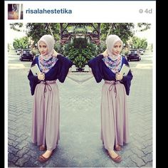 .@Laura Whitaker Diana | We always love the way you wear our brownie bloom Ka @Risalah Nur Estetika :) Than... | Webstagram - the best Instagram viewer